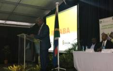 Cooperative Governance Minister Zweli Mkhize pictured at the KwaZulu-Natal local government indaba in Durban, on 23 March 2018. Picture: Ziyanda Ngcobo/EWN