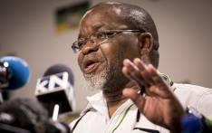 FILE: ANC secretary-general Gwede Mantashe. Picture: Reinart Toerien/EWN