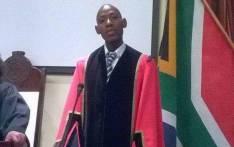 FILE: Endumeni Mayor Siboniso Mbatha. Picture: Twitter/@MkhulekoHlengwa.