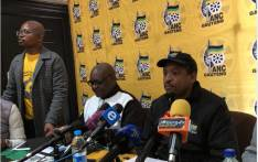 The ANC in Gauteng briefed the media on 16 July 2018 on their upcoming conference. Picture: Qaanitah Hunter/EWN