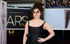 British actress Helena Bonham Carter. Picture: AFP