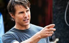 Actor Tom Cruise. Picture: Tom Cruise/Facebook