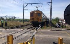 FILE: The Buttskop level crossing in Blackheath, Cape Town. Picture: Giovanna Gerbi/EWN