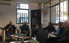 Ahmed Kathrada Foundation hosted a meeting on ethics in the advertising sector at the Institute for the Advancement of Journalism on 25 July 2017. Picture: Masa Kekana/EWN