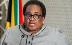 FILE: Labour Minister Mildred Oliphant. Picture: GCIS.