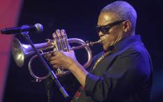 South African jazz legend Hugh Masekela. Picture: AFP