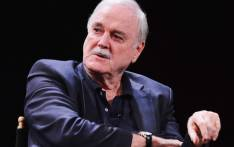 John Cleese attends the Monty Python Press Conference during the 2015 Tribeca Film Festival at SVA Theater on April 24, 2015 in New York City. Picture: AFP.