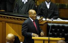 President Jacob Zuma. Picture: AFP