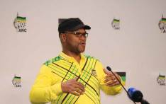 Nathi Mthethwa briefing the media on the ANC's party's strategy and tactics sub-committee's proposals which will come before the ANC's national conference on Thursday 14 December 2017. Picture: @MYANC/Twitter