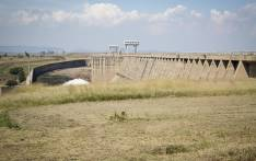 The Vaal dam reached 97.8 % capacity on 26 February 2017 following heavy rains across Gauteng. Picture: Reinart Toerien/EWN