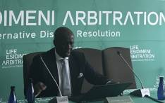 Retired Deputy Chief Justice Dikgang Moseneke is in charge of the Esidimeni dispute resolution process. Picture: Masego Rahlaga/EWN