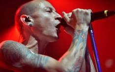 FILE: Late singer Chester Bennington. Picture: AFP.