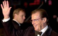 FILE: British actor and former James Bond Roger Moore. Picture: AFP.