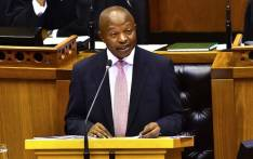 FILE: Deputy President David Mabuza answers questions in the National Assembly. Picture: @PresidencyZA/Twitter