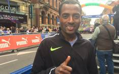 Ethiopia's Kenenisa Bekele. Picture: @Great_Run/Twitter