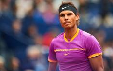 FILE: Spanish tennis star Rafael Nadal. Picture: Twitter/@bcnopenbs