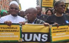 The ANC in KZN. Picture: Ziyanda Ncgobo/EWN.