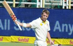FILE: Australian batsman David Warner. Picture: AFP