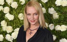 FILE: US actress Uma Thurman. Picture: AFP