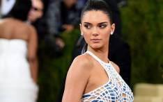 Kendall Jenner. Picture: AFP.