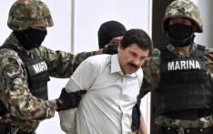 FILE: Mexican drug kingpin Joaquin 'El Chapo' Guzman. Picture: AFP