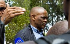 ANC Secretary General  Ace Magashule adresses the media outside NEC meeting. Picture: Kayleen Morgan/EWN