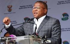 FILE: Police Minister Fikile Mbalula. Picture: GCIS