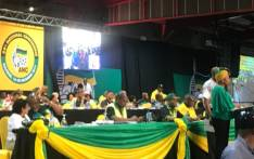 The ANC plenary to announce nominations has begun at Nasrec on 17 December 2017. Picture: Clement Manyathela/EWN
