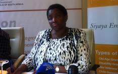 Social Development Minister Bathabile Dlamini. Picture: EWN