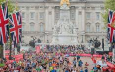 FILE: London Marathon participants. Picture: @LondonMarathon.