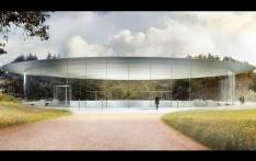 FILE: Apple Park. Picture: apple.com