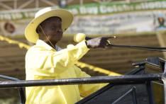 FILE: Ugandan President Yoweri Museveni. Picture: AFP.