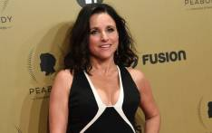 FILE: US actress Julia Louis-Dreyfus. Picture: AFP