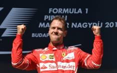 FILE: Ferrari's German driver Sebastian Vettel . Picture: AFP.