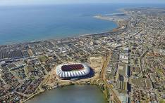 The Nelson Mandela Bay Stadium. Picture: Ngrund/Wikimedia Commons.