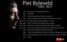 Piet Byleveld dies at the age of 67.  Picture: EWN