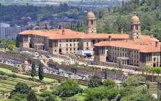 Overhead view of Union Buildings where Former State President Nelson Mandela is laying-in-state on 12 December 2013. GCIS.