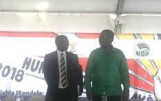 Deputy President David Mabuza on Wednesday 21 March 2018 at the Sharpeville Massacre commemoration. Picture: Masego Rahlaga/EWN