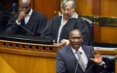 FILE: Bheki Cele in Parliament. Picture: GCIS.