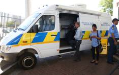 Western Cape Traffic launched a mobile, random breath testing station, the first of its kind in the country. Picture: Bertram Malgas