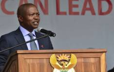 Deputy President David Mabuza addressing thousands gathered at Cato Manor as the government commemorate World Tuberculosis Day on 22 March. Picture: @GovernmentZA/Twitter.