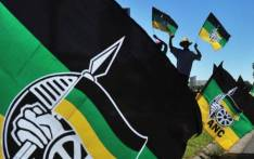 ANC flags. Picture: GCIS.