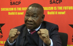 FILE: SACP general secretary Blade Nzimande. Picture Kgothatso Mogale/EWN.