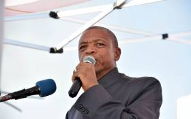 FILE: Premier of the North West Province Supra Mahumapelo. Picture: GCIS.