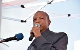 FILE: Premier of the North West Province Supra Mahumapelo. Picture: GCIS.
