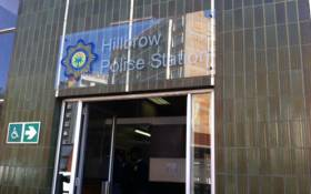 FILE: Hillbrow Police Station. Picture: EWN