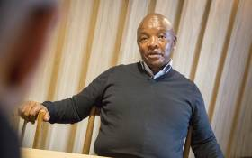 Anglogold Chairman Sipho Pityana sits down with EWN for an interview at the World Economic Forum in Davos, Switzerland on 20 January 2017. Picture: Reinart Toerien/EWN.