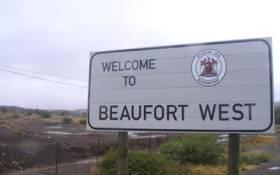 Beaufort West. Picture: EWN