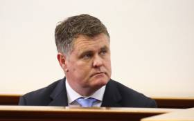 FILE: Former Sotherby's executive Jason Rhode appeared in the Western Cape High court where he pleaded not guilty to charges of murder and defeating the ends of justice. Photo: Bertram Malgas/EWN