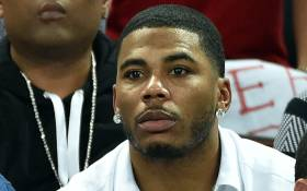 FILE: US rapper Cornell Iral Haynes, Jr, better known as Nelly, pictured in January 2017. Picture: AFP.